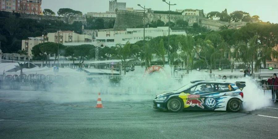 Rally de Monte Carlo - Blog Solverde.pt