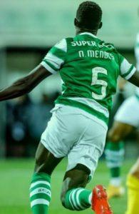 Top 8: jogadores sub-18 com mais futuro no futebol - Nuno Mendes