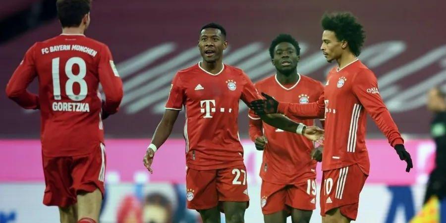 Equipa Bayern Munique