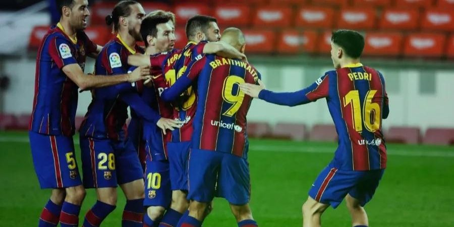equipa barcelona - futebol