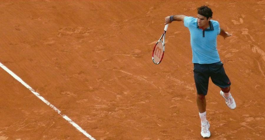 Roland Garros - Federer