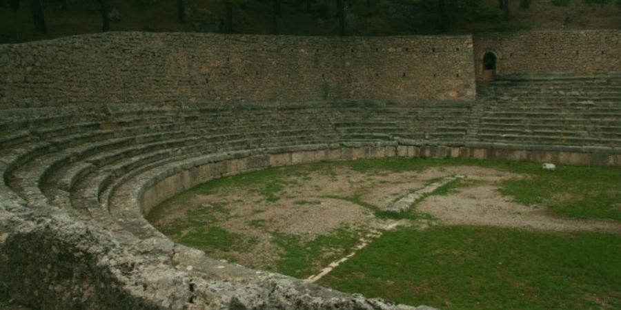 Grécia Antiga - Jogos Olímpicos