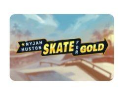 Skate for Gold, Nijah Huston - Slots de Desporto