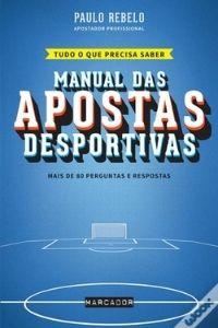 Livro Manual das apostas desportivas